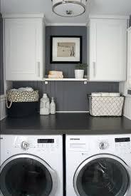 half bathroom ideas gray. Jessica\u0027s Half-bath And Laundry Makeover AFTER (3) Half Bathroom Ideas Gray B