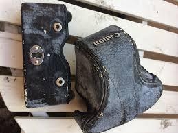 Restoring Antique Leather Vintage Leather Camera Case Restoration Leathercraft