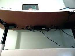 computer desk cable management computer desk with cable management fantastic best