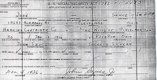 – Ancestry 1936-2007 Applications Index Companion U Security Ssdi's s Claims Blog Social And New