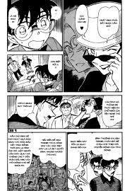 Thám tử lừng danh Conan: Conan - Tập 72 - Chap 752 - Vụ án rắc rối