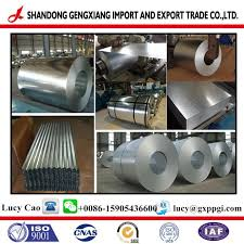 china full hard galvanized steel coil for corrugated roofing sheet color coated strip hot dipped dip