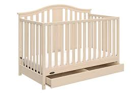 Solano 4-in-1 Convertible Crib with Drawer   Convertible Cribs, Graco