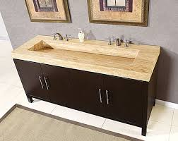 Awesome Double Sink Vanity Top 60 60 Double Sink Bathroom Vanity Top