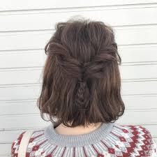 編み込みアレンジ法を初級者上級者までやり方を解説 Hair