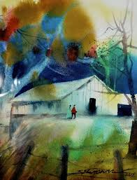 Small Picture 39 best Landscapes on ETSY images on Pinterest Watercolor print