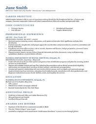 80 Free Professional Resume Examples Industry Resumegenius Resume