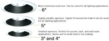 recessed lighting bulb sizes recessed lighting best recessed light bulb sizes