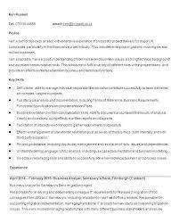 Sample Senior Business Analyst Resume Related Post Senior Technical