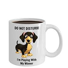 funny wiener dog gift for for home kids dachshund gifts dog lover pas family wife husband