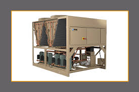 york chillers water air cooled chiller systems johnson controls ylaa air cooled scroll chiller