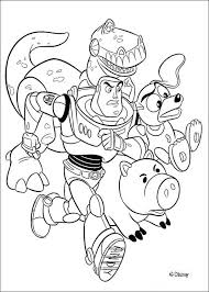 Small Picture Toy Story coloring book pages 53 free Disney printables for kids