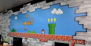 office feature wall. office wall mural murals home design ideas feature u