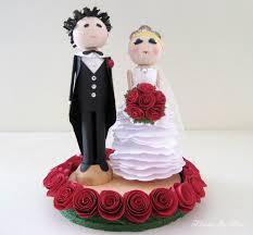 Custom Wedding Cake Topper Stephanie Teague