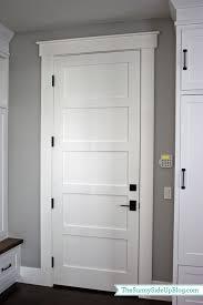 Five Panel Door Headboard Shaker Doors Interior Door Replacement Company Home