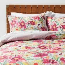 details about target opalhouse mercado fl duvet cover set twin size new