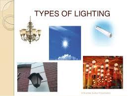 kinds of lighting fixtures. types of lighting a shamba sarkar presentation kinds of lighting fixtures