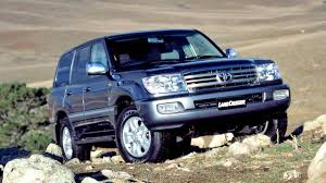 Toyota Land Cruiser 100 Sahara TD AU spec HDJ101K '2005–07 - YouTube