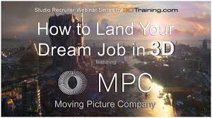 how to land your dream job mpc brought to you by dtraining how to land your dream job mpc brought to you by 3dtraining com