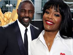 Azealia Banks reckons Idris Elba 'is too much man' to play James Bond -  Mirror Online