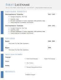 28+ [ Us Resume Sample Doc ] | Free Curriculum Vitae Templates Doc ...
