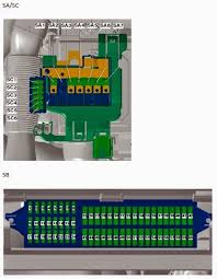 volkswagen polo 6r fuse layout verm's planet Polo Vivo Fuse Box Diagram the reason the car does not come with a fuse card is that there are a huge number of fusing variations on the polo 6r as you can see below vw polo vivo fuse box diagram