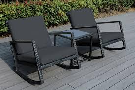 ohana patio wicker outdoor 3 piece