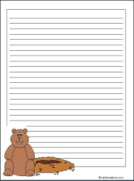 this is a groundhog day writing template available on  this is a groundhog day writing template available on madebyteachers com teacher teacher student teaching and activities