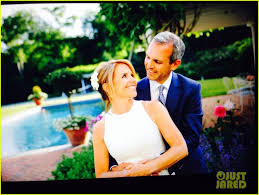 katie couric marries john molner see the wedding pics photo katie couric marries john molner see the wedding pics