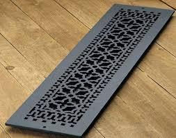 decorative ceiling vent covers decorative vent covers grilles cast iron renaissance air vents wall register home decorative ceiling vent