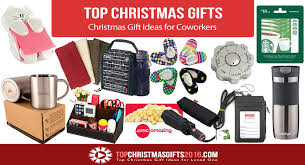 Best Christmas Gift Ideas For Coworkers 2017  Top Christmas Gifts Christmas Gifts 2017