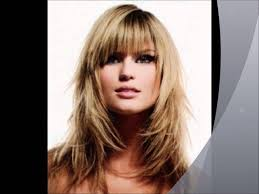 Long Straight Hair Bangs Long Layered Hairstyles With Bangs Trendy