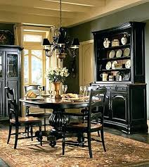 painted pedestal dining table painted dining room hutch ideas round pedestal dining table decorating living room