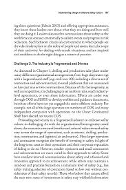 implementing change in offshore safety culture strengthening the  page 187