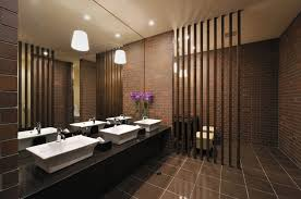 commercial bathroom products. Commercial Bathroom Design Ideas With Well Set Products
