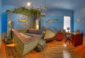 themed bedroom furniture. Interesting Furniture Fishing Theme Boys Bedroom  Furniture And DesignSunken Dingy Bed On Themed Bedroom