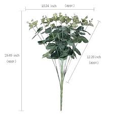 fake shrubs artificial greenery plants faux silk leaves bushes home office wall kitchen table outdoor pla to enlarge artificial outdoor shrubs