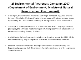 environmental policy in  campaign programmes 27 2 environmental