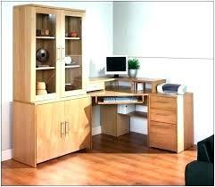 home office storage units. Office Storage Units Corner Desk With Shelves White Home R