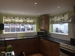 Roman Blinds For Kitchens Roman Blinds