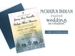 Wedding Invitation Templates Wording Free Free Modern Wedding