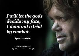 Tyrion Lannister Quotes Beauteous Tyrion Lannister Quotes 48 EliteColumn