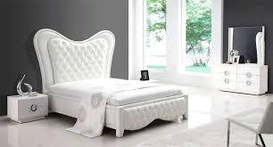 Modern Leather Bedroom Furniture