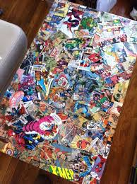 diy comic book desk. Introduction: Comic Book Coffee Table Diy Desk O
