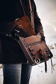<b>Leather bag</b> made from genuine <b>leather</b>. Hand-made. <b>Сумка</b> ...