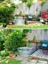 galvanized stock tanks for gardening galvanized stock tank pool ideas 5 stock tank water garden
