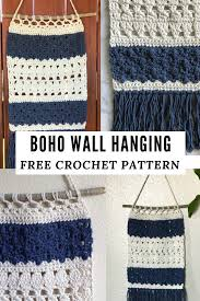 It can be used as a coaster or a doily, a seat cover or a pillowcase, or hanging wall art. Boho Wall Hanging Free Crochet Pattern Crochet Dreamcatcher Pattern Free Crochet Patterns Crochet Wall Art