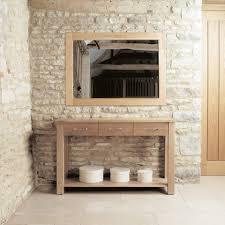 stunning baumhaus mobel. Mobel Solid Oak Wall Mirror Medium By Baumhaus Stunning N