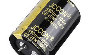 <b>3300UF100V 30x40mm Radial</b> Aluminium Electrolytic Capacitor ...