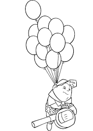 Spark your creativity by choosing your favorite printable coloring pages and let the fun begin! Coloring Pages Printable Balloon Coloring Page